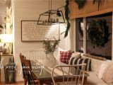 Fairy Lights Bed Bath and Beyond Christmas Home Night tour the Wood Grain Cottage