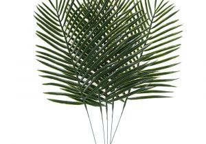 Fake Palm Trees for Sale Ebay 5x Artificial theen Plants Decorative Palm areca Leaves Wedding