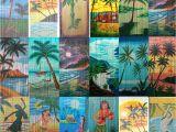 Fake Palm Trees for Sale Ebay Bamboo Beaded Curtain Window Door Hanging Shoji Room Dividers Palm