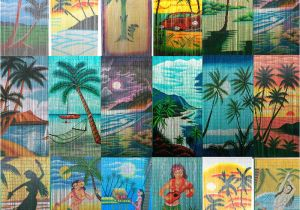 Fake Palm Trees for Sale Ebay Bamboo Beaded Curtain Window Door Hanging Shoji Room Dividers Palm