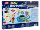 Family Birthday Board Kit Amazon Com Ideal Glow Sno Man Kit toys Games