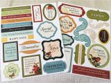 Family Birthday Board Kit Amazon Com Memory Board Photo Collage Kit 8 Pages Of Stickers and