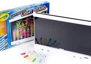 Family Birthday Board Kit Canada Crayola Ultimate Light Board Drawing Tablet Gift for Kids Age 6