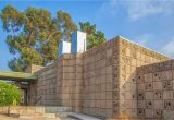 Famous Los Angeles Residential Architects Freeman House Frank Lloyd Wright In Los Angeles