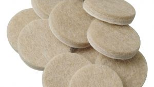 Felt Pads for Furniture Legs Home Depot Everbilt 1 In Oatmeal Felt Pads 48 Per Pack 4719044eb