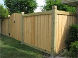 Fence Companies Melbourne Fl Wood Capped Board On Board Fence Mossy Oak Fence Company orlando