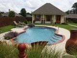 Fiberglass Pools In Baton Rouge Traditional In Ground Pool I Love the Landscaping which Bo