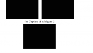 Figure Table Side by Side Latex Sub Caption Above Subfigures and Subtables Texblog