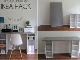 File Cabinet Desk Diy Diy Desk Designs You Can Customize to Suit Your Style Home and Diy
