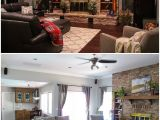Fireplace Store Greenville Sc Our Red Brick Fireplace Living Room Revamp Wanted to Keep the