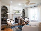 Fixer Upper Ceiling Fan Fixer Upper In 2018 Cottage Farm House Living Room Pinterest