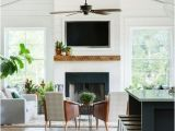 Fixer Upper Retiring to the Country Ceiling Fan the Best Sleek and Modern Ceiling Fans Little House Of