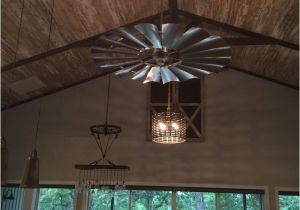 Fixer Upper White Ceiling Fan Fixer Upper Windmill Decor the Harper House