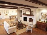 Fixer Upper White Ceiling Fan Joanna Gaines Painted Brick Ceiling Beams White Fan to