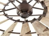 Fixer Upper Windmill Ceiling Fan 72 Quot Windmill Fan by Quorum International Farmhouse