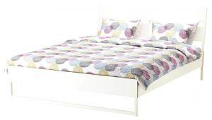 Fjellse Bed Frame Review Ikea Bett 140×200 Fjellse Lit 2 Places Avec Led Groa Artig Ikea