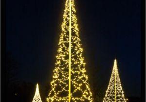 Flagpole Christmas Tree Light Kit For Telescopic Flagpoles Flagpole