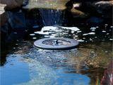 Floating solar Fountain Pump Pond Aerator Pond Boss solar Floating Pond Aerator