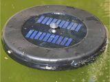 Floating solar Pond Aerator Floating solar Pond Aerator