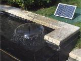 Floating solar Powered Pond Aerators Anself Polycrystalline Silicon 12v 5w solar Brushless Pump Water