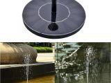 Floating solar Powered Pond Aerators Groa Handel solar Wasser Brunnen Pumpe Schwimmende Wasser Pumpe 7v