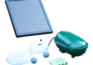 Floating solar Powered Pond Aerators Pk Green solar Pond Oxygenator with Battery Aerator Air Pump 2