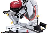 Folding Table Legs Harbor Freight 12 In Double Bevel Sliding Compound Miter Saw with Laser Guide System
