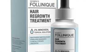Follinique Hair Growth Treatment Amazon Com Follinique Incredible Hair Regrowth Treatment Fda