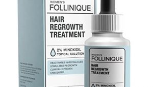 Follinique Hair Regrowth Treatment Follinique Incredible Hair Regrowth Treatment Fda