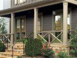 Front Porch Skirting Ideas 65 Stunning Farmhouse Porch Railing Decor Ideas Porch Portico