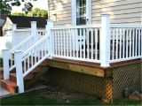 Front Porch Skirting Ideas How to Build A Simple Deck Dirty Girls Gardening Pinterest