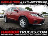 Fuccillo Kia north Port Fl Nissan Rogue for Sale In north fort Myers Fl 33917 Autotrader