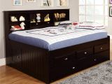 Full Size Daybed with Trundle Ikea Bedroom New Design Of Queen Captains Bed for Your Bedroom