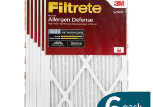 Fuller Brush Products Coupons 3m Filtrete 1 Inch Micro Allergen Defense Mpr 1000 Air Filters Sylvane