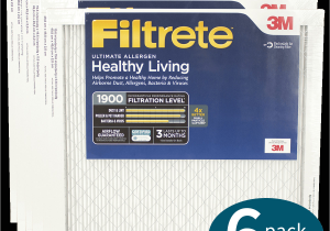 Fuller Brush Products Coupons 3m Filtrete Healthy Living 1900 Ultimate Allergen Reduction Filters