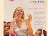 Fuller Brush Products Vintage Cutex Nail Polish 1952 Vintage Retro Ads Vintage Ads Vintage