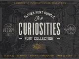 Fuller Brush Products Vintage the Curiosities Font Collection Retrosupply Co