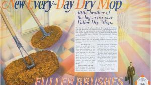 Fuller Brush Products Vintage Vintage Ads Fuller Brushes 1928