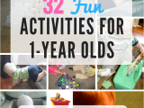 Funny Health and Safety Moment Ideas 32 Fun Activities for 1 Year Olds You Ll Never Run Out Of Things to