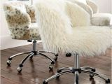 Furry Office Chair Cover Desk Chair Cover Hostgarcia
