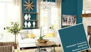 Galapagos Turquoise by Benjamin Moore May June 2016 Catalog Paint Colors Ballard Designs How