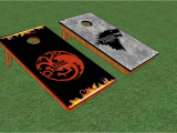 Game Of Thrones Cornhole asoiaf Cornhole Boards Objects Of Ice and Fire A forum