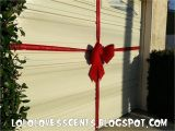 Garage Door Christmas Wrap Lolo Loves Scents Wickless Wednesday Our Christmas