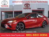 Garage Door Repair In Jackson Ms 2019 toyota Camry Xse V6 4t1bz1hk0ku023473 Herrin Gear toyota