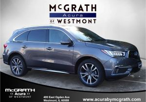Garage Door Repair In Ogden Utah New 2019 Acura Mdx Awd Advance 7p Entertainment Sport Utility In