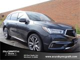 Garage Door Repair In Ogden Utah New 2019 Acura Mdx Sh Awd with Advance Package Sport Utility In
