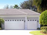 Garage Door Repair St Charles Mo Amarr Short Panel Garage Door In True White with Prairie Windows