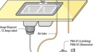 Garbage Disposal Air Switch Pros and Cons Air Switch