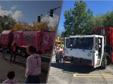 Garbage Pickup Rochester Ny Boon sons Garbage Pickup Rochester Ny Pink Cart