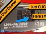 Genie Garage Door Opener Red Light Flashing Garage Door Opener Just Clicks Chamberlain Lift Master
